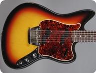 Fender Electric XII 1966 3 tone Sunburst