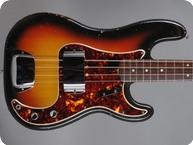 Fender Precision Bass 1965 3 tone Sunburst