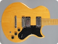 Gibson L6S 1973 Natural