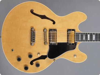 Gibson Es 347 Td 1979 Natural