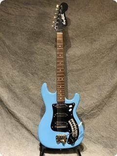 Hagstrom Kent 1964 Blue