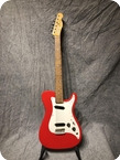 Fender Bullett 1981 Red