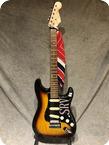 Squier Stratocaster Sunburst