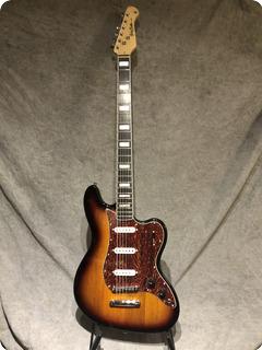 Harley Benton Guitarbass  2020 Sunburst