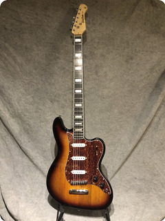Harley Benton Guitarbass  2020 Sunburst