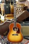 Gibson J 45 Deluxe 2020 Rosewood Burst 070