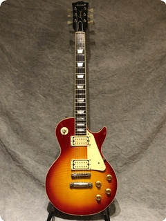 Aria Pro Ii Ls 800 1980 Cherry Burst