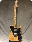 Fender Telecaster Deluxe 1974 Natural