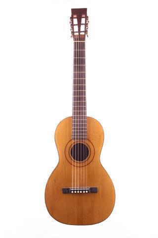 Joseph Bohmann Parlour Guitar 1890