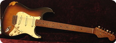 Real Guitars Standard Build Roadwarrior 2020 2 Tone Sunburst Nitro