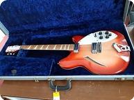 Rickenbacker 360 1967 Fireglo