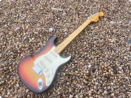 Fender Stratocaster 1975 Sunburst