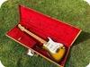 Fender -  Stratocaster 1957 Sunburst