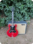 Epiphone-Professional Guitar & Amp Set-1963-Cherry Red