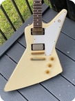 Gibson Explorer Reissue 1976 Polaris White