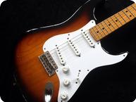 Fender Custom Shop Clapton Stratocaster 2019 Sunburst