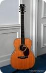 Santa Cruz Guitar Company OM 2001 Natural