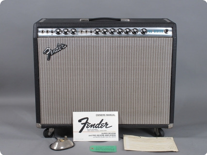 Fender Pro Reverb 1975 Silverface