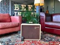 Gibson 1961 Gibson GA 8T Discoverer Tremolo 12 Jensen Combo GA8T 1961 Blonde