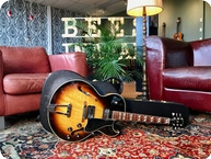 Gibson 1978 Gibson ES 175D Sunburst Hollow Body ES175 ES 175 ES295 ES 295 1978 Sunburst