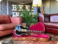 Gibson 1992 Gibson Custom Shop 57 Pre Historic Les Paul Black Beauty Reissue 3 Pickup 3PU 1992 Black Smooth Tolex