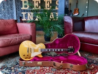 Gibson Les Paul 56 R6 LPR6 Goldtop Gold Top Custom Shop Vintage Reissue 1996 Gold
