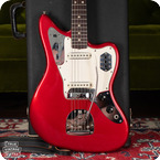 Fender Jaguar 1965 Candy Apple Red Metallic