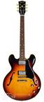 Gibson 59 ES335 Vintage Burst Light Aged 2019