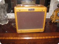 Fender Champ Amp Tweed narrow Panel 1955 Tweed