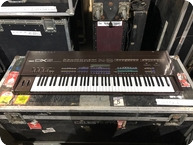 Yamaha DX5 Owned And Used By Rick Wakeman Of YES 1980 Black