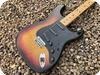 Fender -  Stratocaster Hardtail 1979 Sunburst