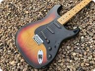 Fender Stratocaster Hardtail 1979 Sunburst
