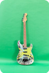 Fender Stratocaster Splattercaster 2003 Splatter