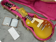 Gibson Custom Shop 1968 Les Paul Standard Goldtop Reissue 2019 60s Gold