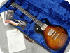 Paul Reed Smith Singlecut McCarty 594 Wood Library Ltd Edition 2017-Burnt Maple Leaf