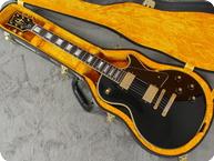 Gibson Custom Shop Les Paul Custom 50th Anniversary 1968 Reissue 2018 Black