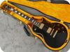 Gibson -  Custom Shop Les Paul Custom 50th Anniversary 1968 Reissue 2018 Black