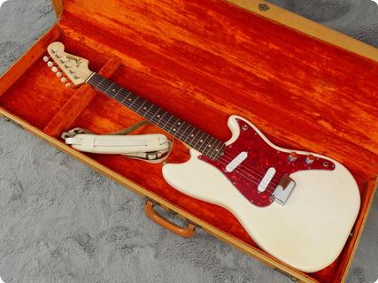 Fender Duosonic 1964 Olympic White
