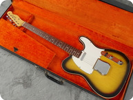 Fender Custom Telecaster 1967 Sunburst