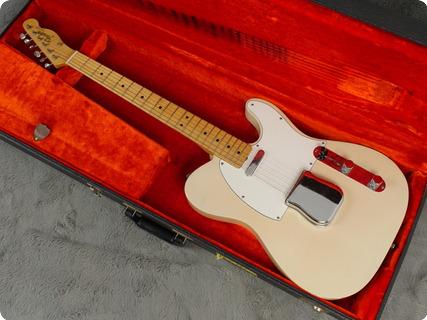 Fender Telecaster 'smugglers' 1967 Blonde