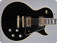 Gibson-Les Paul Custom-1976-Ebony
