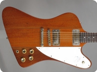 Gibson-´76 Firebird-1976-Natural