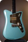 Uma Guitars Jetson Uranus Green