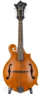 Weber Bitterroot F Mandolin Maple Spruce