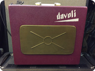 Davoli Krundaal DTE 1051 T 1959 Red