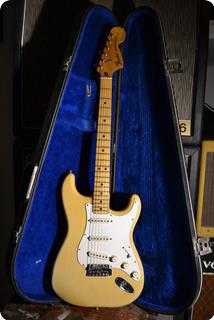 Fender Stratocaster 1973 Blonde