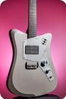 UMA Guitars Jetson 2020 Dark Silver