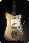 UMA Guitars Jetson 2 2020 Gold Leaf