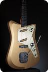 UMA Guitars Jetson 2 2020 Gold Leaf