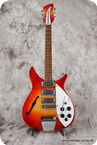 Rickenbacker Model 325 Rose Morris 1996 1964 Fireglo